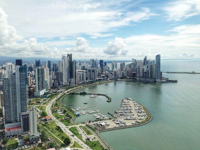 Cidade do Panamá - Foto: Lala Rebelo