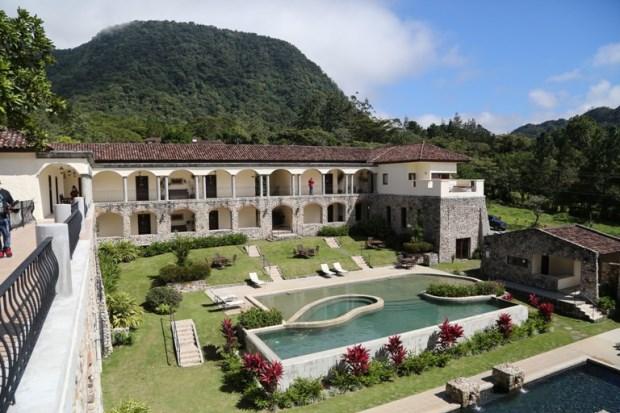 El Valle de Anton Hotel Los Mandarinos - Foto: Lala Rebelo