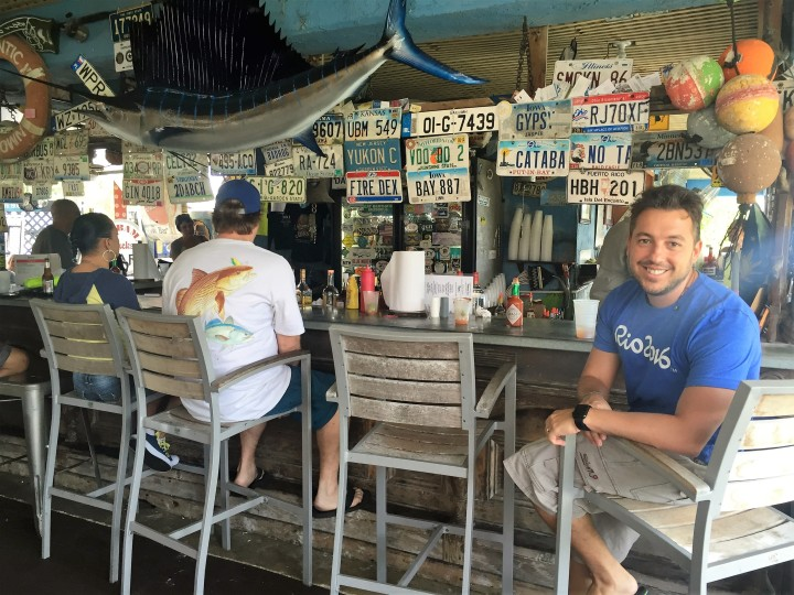 Alabamas Jack's - Key Largo