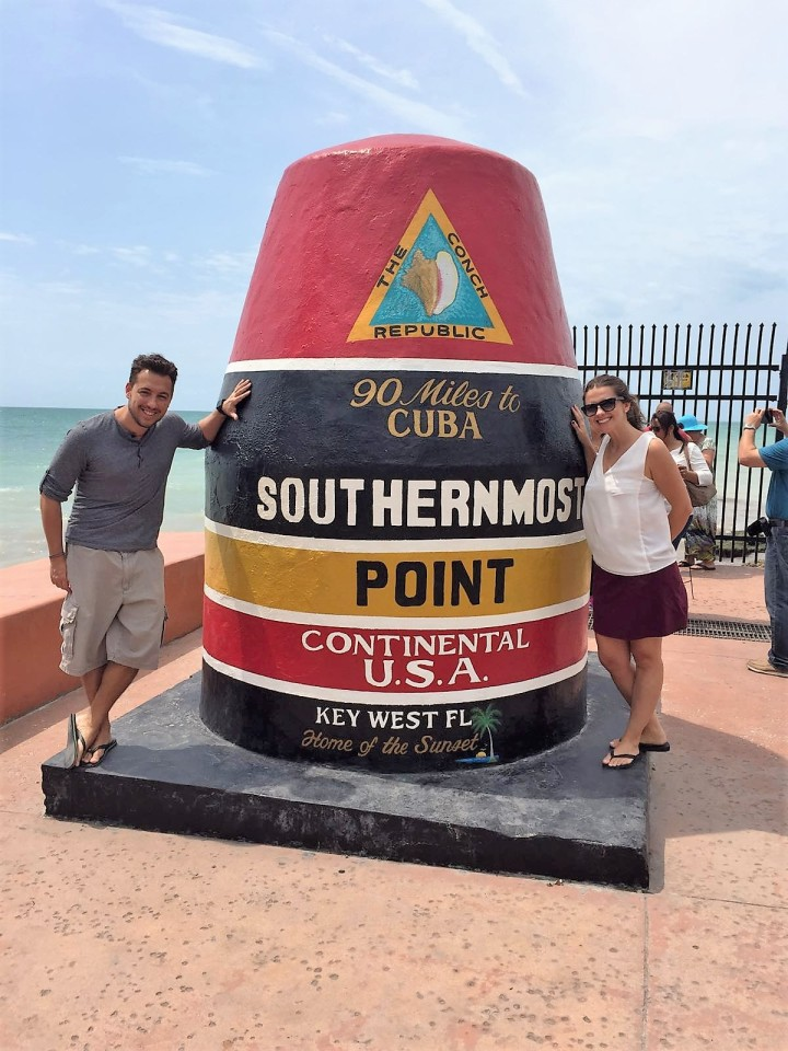 Southernmost Point - Key West.